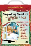 Wheels On the Bus Sing-Along Travel Kit DVD box